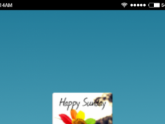 Happy Sunday SMS Messages 1.0 Screenshot