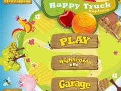 Happy Truck Explorer 2.26 Screenshot