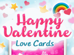 Happy Valentine Love Cards 1.0 Screenshot