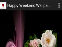 Happy Weekend Wallpaper 1.01 Screenshot