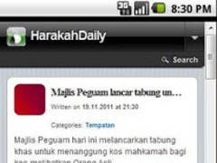 HarakahDaily Online 0.21.13213.54910 Screenshot