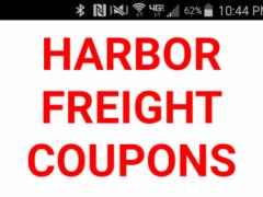 Harbor Freight Coupons 2.0 Screenshot
