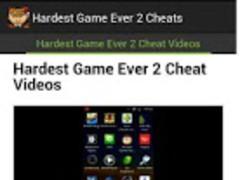 Hardest Game Ever 2 Cheats 1.0 Screenshot
