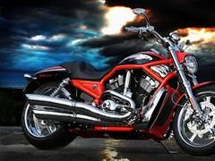 Harley-Davidson Motorcycle 1.01 Screenshot