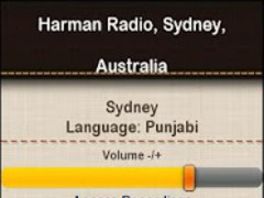 Harman Radio, Sydney,Australia 1.0 Screenshot