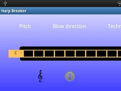 Harp Breaker 0.3 Screenshot