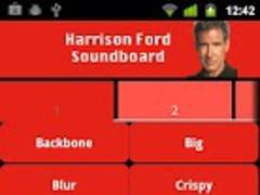 Harrison Ford Soundboard 1.0 Screenshot