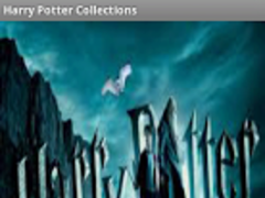 Harry Potter Books Collection 1.0 Screenshot