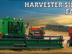 Harvester Simulator Farm 2016 1.1 Screenshot