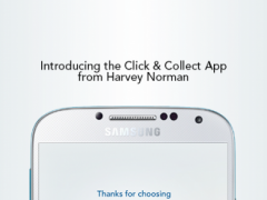 Harvey Norman Click & Collect 1.0 Screenshot