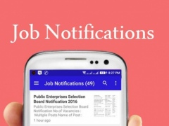 Haryana Job Notifications 8.2 Screenshot