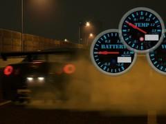 Hashiriya Meter Widget FREE 1.7.0 Screenshot