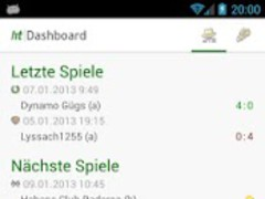 Hattrick Dashboard Donation 1.6.0 Screenshot