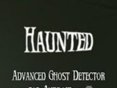 Haunted Ghost Detector (Trial)  Screenshot