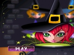 Haunted Halloween High FREE - Monster Witch's Match Up Game! 1.0 Screenshot