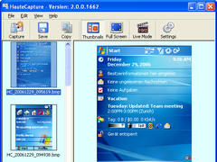 HauteCapture 2.1 Screenshot