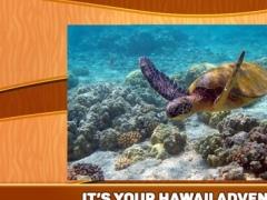 Hawaii Theme Puzzle 1.0 Screenshot