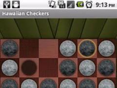 Hawaiian Checkers 1.3 Screenshot