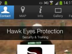 Hawk Eyes Protection 0.1 Screenshot