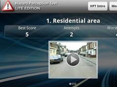 Hazard Perception Test Free: DVSA Hazard Clips 2.2 Screenshot