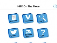 HBCOnTheMove 2.2 Screenshot