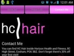 HC Hair 1.0 Screenshot