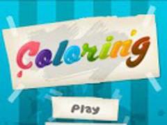 HD Digital Coloring Sheets  Screenshot