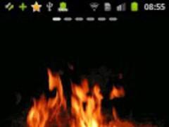 HD Fire Live Wallpaper 1.0 Screenshot