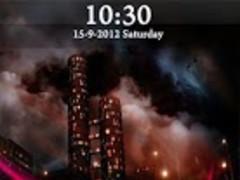 HD Galaxy s4 GO locker 1.0 Screenshot