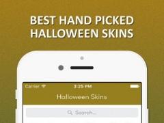HD Halloween Skins for Minecraft PE & PC 1.0 Screenshot