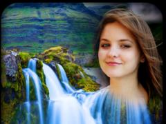 HD Waterfall Photo Frames 1.1.4 Screenshot