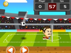 Head Soccer Cup - College Football Game 1.0 Screenshot