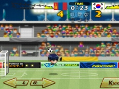 Review Screenshot - Soccer Game – Scoring Goals Was Never This Much Fun