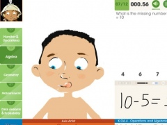 Headucate Math - Common Core, Ages 3-7 1.1 Screenshot