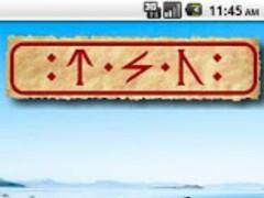 Healing Talisman Widget 1.0 Screenshot