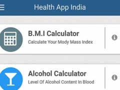 Health App India 1.0 Screenshot