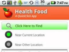 Health Food 1.0 Screenshot