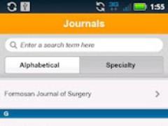 HealthAdvance Journals 2.3.2 Screenshot