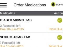 Healthnotes 1.1.2 Screenshot