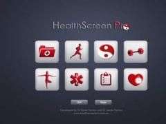 HealthScreen Lite 1.2 Screenshot