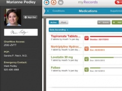 Healthspek - Personal Health Record & Family Health Record - Complete Medical Record 1.123 Screenshot