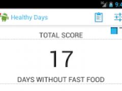 Healthy Days 1.0 Screenshot