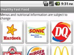 Healthy Fast Food 1.2 Screenshot