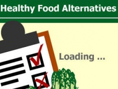 Healthy Food Alternatives 1.2 Screenshot