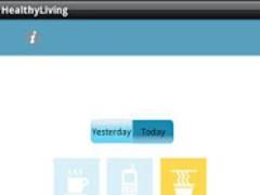 Healthy Living 1.3 Screenshot