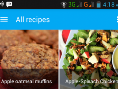Healthy Recipes Quick and Easy 1.0 Screenshot