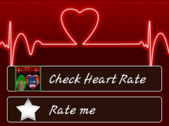 Heart Beat Rate Checker Prank 1.1 Screenshot