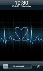 Heart Lock Screen 1 0 Free Download