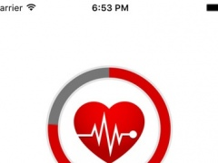 Heart Rate Monitor - Instant Heart Rate, Cardiograph: Heart Beat & Pulse Tracker 1.1 Screenshot