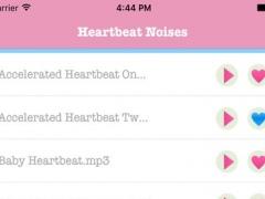 Heartbeat Noises 1.1 Screenshot